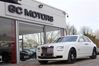 Used Rolls-Royce Ghost 4dr PANORAMIC ROOF