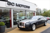 Used Rolls-Royce Ghost 4dr Auto ++++ MASSIVE SPEC