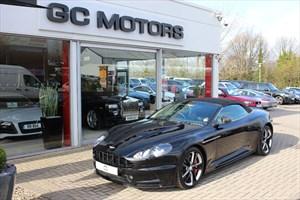 used Aston Martin DBS V12 2dr Volante Touchtronic Auto in north-yorkshire