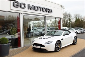 used Aston Martin Vantage 2dr V12 - 1 OF 101 IN THE UK in north-yorkshire