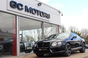 used Bentley Continental V8 GT 2dr MULLINER DRIVING SPEC in north-yorkshire