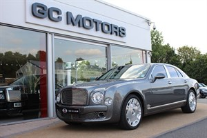 used Bentley Mulsanne V8 4dr Auto ++++ LAUNCH SPECIFICATION in north-yorkshire