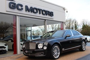 used Bentley Mulsanne 6.75 4dr MASSIVE SPEC in north-yorkshire