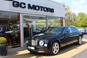 used Bentley Mulsanne V8 4dr Auto + £23,500's WORTH OF OPTIONS in north-yorkshire