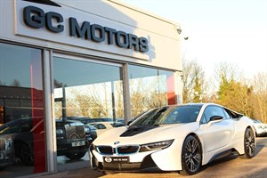used BMW i8 2dr 4WD MASSIVE SPEC in north-yorkshire
