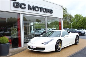 used Ferrari 458 Italia 2dr Auto ++ £33,000 WORTH OF EXTRAS in north-yorkshire