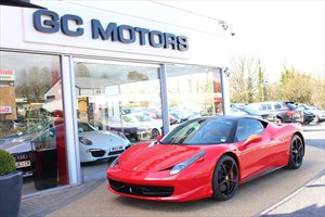 used Ferrari 458 Italia 2dr Auto in north-yorkshire