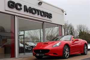 used Ferrari California 2dr 1 OWNER in north-yorkshire