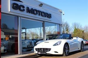used Ferrari California 2dr BIG SPEC in north-yorkshire
