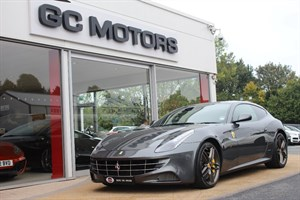 used Ferrari FF 2dr Auto [HELE] ++++ PANORAMIC ROOF in north-yorkshire