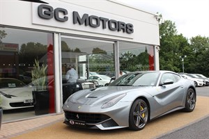 used Ferrari  F12 BERLINETTA 2dr Auto ++++ LIFTING GEAR in north-yorkshire
