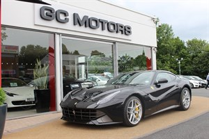 used Ferrari  F12 BERLINETTA 2dr Auto +++ LIST PRICE OF £303,000 in north-yorkshire