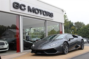 used Lamborghini  HURACAN LP 610-4 2dr LDF LIFTING GEAR - BIG SPEC in north-yorkshire
