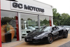 used Mclaren  12C SPIDER +++ BIGGEST SPEC IN THE UK in north-yorkshire