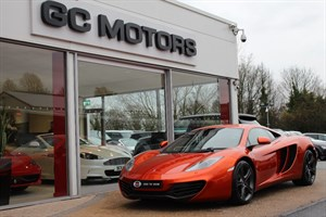 used Mclaren  12C 2dr 1 OWNER in north-yorkshire