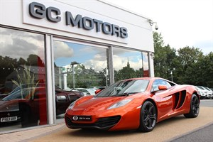 used Mclaren  MP4-12C ++++ SPORTS EXHAUST in north-yorkshire