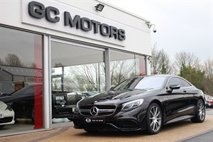 used Mercedes S63 AMG S CLASS 2dr MASSIVE SPEC in north-yorkshire