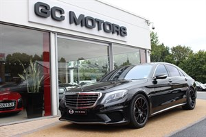 used Mercedes S63L AMG S CLASS 4dr Auto ++++ MASSIVE SPEC in north-yorkshire