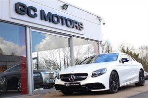 used Mercedes S65 AMG S CLASS Speedshift Plus 7G-Tronic 2dr in north-yorkshire