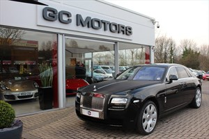 used Rolls-Royce Ghost 4dr Auto +++ MASSIVE SPECIFICATION in north-yorkshire