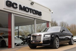 used Rolls-Royce Ghost 4dr VAT QUALIFYING / SERIES 2 in north-yorkshire