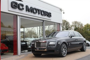 used Rolls-Royce Ghost 4dr Auto EWB PANORAMA ROOF / MASSAGE SEATS in north-yorkshire