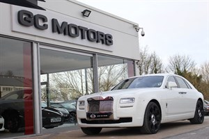 used Rolls-Royce Ghost 4dr PANORAMIC ROOF in north-yorkshire