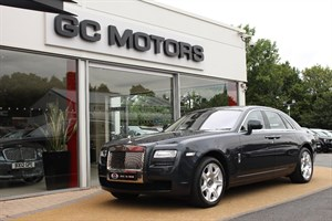 used Rolls-Royce Ghost 4dr Auto ++++ PANORAMIC ROOF in north-yorkshire