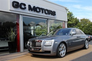 used Rolls-Royce Ghost 4dr Auto + 1 OWNER ++ PANORAMIC ROOF in north-yorkshire