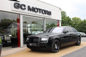 used Rolls-Royce Ghost 4dr Auto ++++ LEFT HAND DRIVE in north-yorkshire