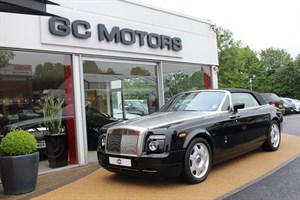 used Rolls-Royce Phantom 2dr Auto ++++ BRUSHED STEEL BONNET in north-yorkshire