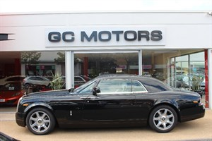 used Rolls-Royce Phantom 2dr Auto ++++ STARLIGHT HEADLINING in north-yorkshire
