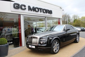 used Rolls-Royce Phantom 2dr Auto COUPE in north-yorkshire