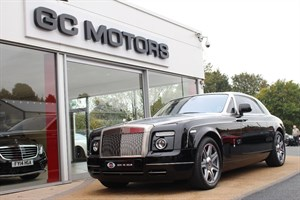 used Rolls-Royce Phantom 2dr Auto ALUMINIUM BONNET in north-yorkshire