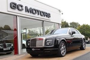 used Rolls-Royce Phantom 2dr Auto ALUMINIUM BONNET in north-yorkshire