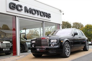 used Rolls-Royce Phantom 4dr Auto + 500 MILES / 1 OWNER in north-yorkshire