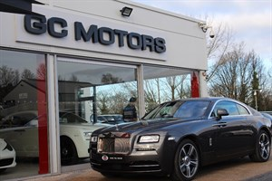 used Rolls-Royce Wraith  VAT QUALIFYING in north-yorkshire