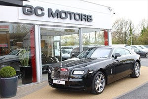 used Rolls-Royce Wraith 2dr Auto VAT QUALIFYING in north-yorkshire