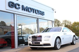 used Rolls-Royce Wraith 2dr Auto ++++ WRAITH PACKAGE in north-yorkshire