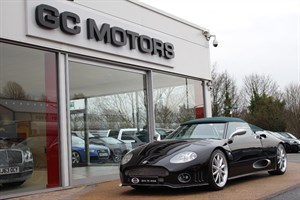 used Spyker C8 SPYDER in north-yorkshire