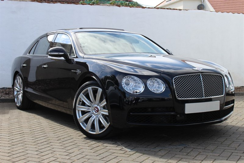 used Bentley Continental Flying Spur  in north-yorkshire