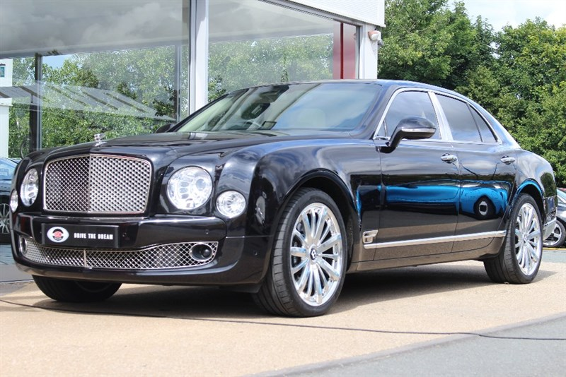 used Bentley Mulsanne 6.75 4dr in north-yorkshire