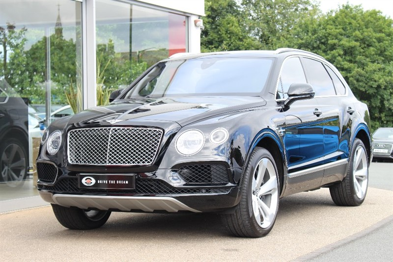 used Bentley  Bentayga W12 AWD 5dr in north-yorkshire