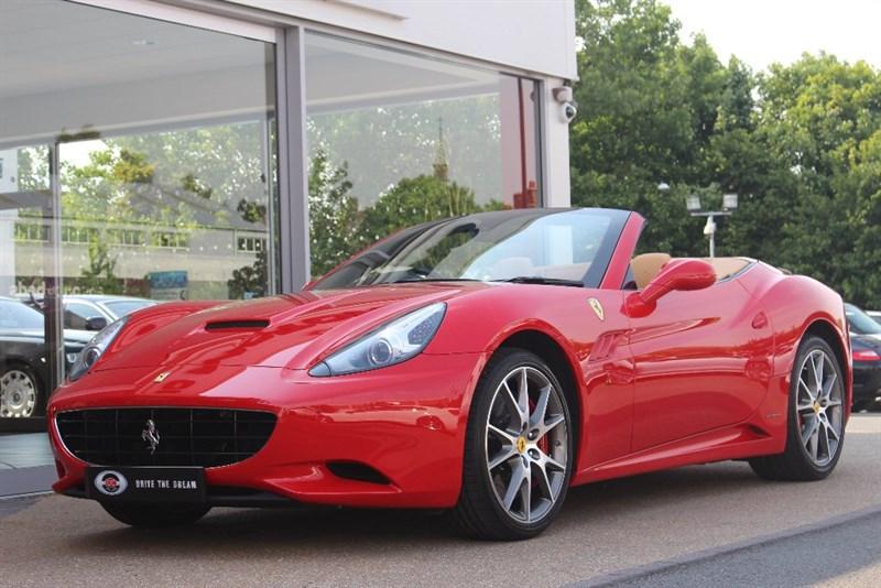used Ferrari California 2dr in north-yorkshire