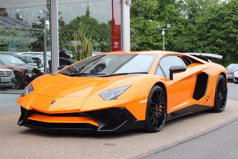 used Lamborghini Aventador  in north-yorkshire
