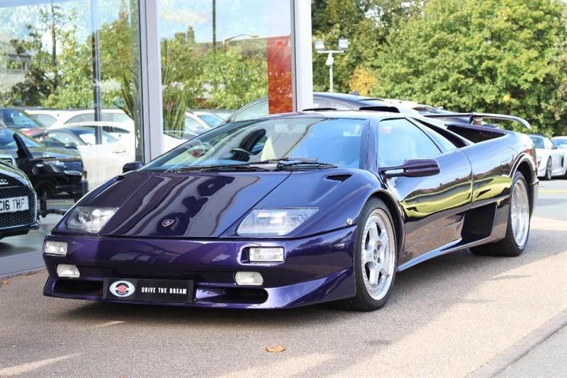used Lamborghini Diablo SV 2dr in north-yorkshire