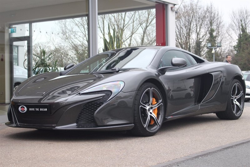 used Mclaren 650s 650S Coupe in north-yorkshire
