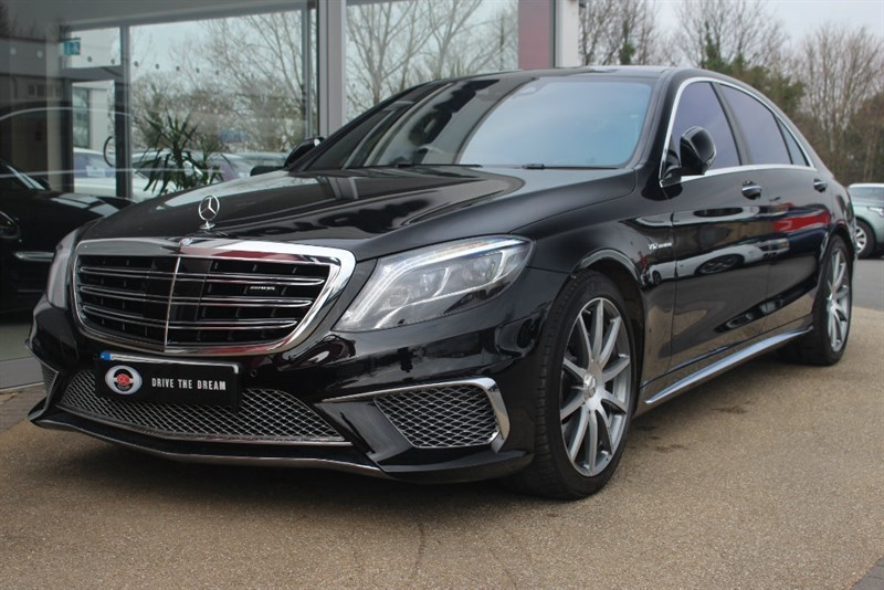 used Mercedes S65 AMG S Class L MCT 4dr (start/stop) in north-yorkshire