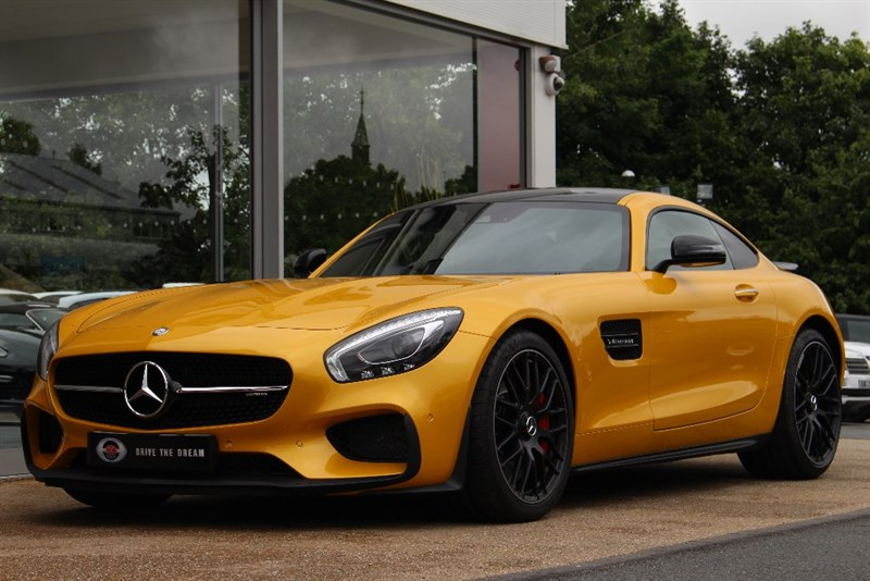 used Mercedes  AMG GT S Speedshift DCT 2dr in north-yorkshire