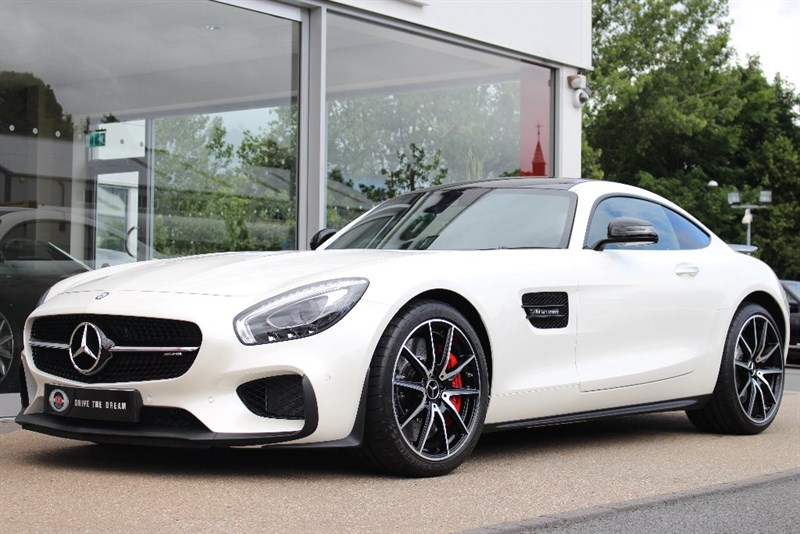 used Mercedes AMG GT AMG S Speedshift DCT 2dr in north-yorkshire